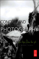 Concert and Live Music Photography by J. Dennis Thomas