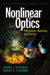 Nonlinear Optics by George I. Stegeman