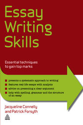 Essay Writing Skills by Jacqueline Connelly