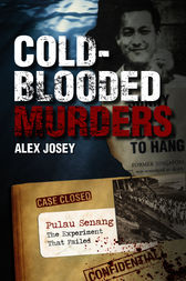 Cold Blooded Murders by Alex Josey