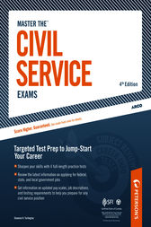 Master the Civil Service Exams by Peterson's