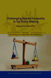 Challenging Gender Inequality in Tax Policy Making by Kim Brooks