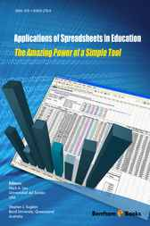 Applications of Spreadsheets in Education - The Amazing Power of a Simple Tool by Mark A. Lau