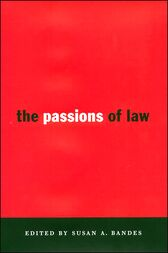 The Passions of Law by Susan Bandes