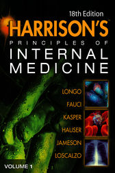 Harrison's Principles of Internal Medicine, 18th Edition by Dan Longo