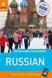 Rough Guide Phrasebook: Russian by Rough Guides