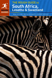 The Rough Guide to South Africa, Lesotho & Swaziland by Barbara McCrea