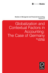 Globalisation and Contextual Factors in Accounting by Eva Heidhues