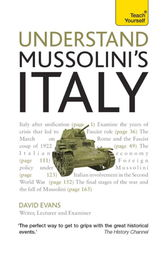 Mussolini's Italy: Teach Yourself Ebook by David Evans