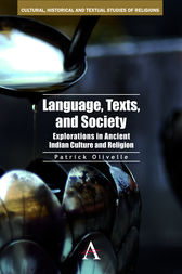 Language, Texts, and Society by Patrick Olivelle