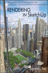 Rendering in SketchUp by Daniel Tal