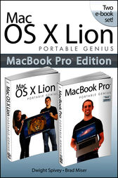 Mac OS X Lion Portable Genius Bundle (Two e-Book Set) by Dwight Spivey