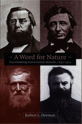 A Word for Nature by Robert L. Dorman