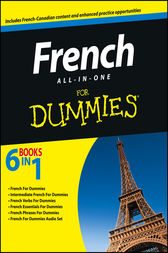 French All-in-One For Dummies by Consumer Dummies