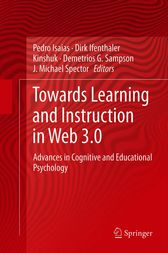 Towards Learning and Instruction in Web 3.0 by Pedro Isaias