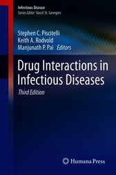 Drug Interactions in Infectious Diseases by Stephen C. Piscitelli