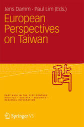 European Perspectives on Taiwan by Jens Damm