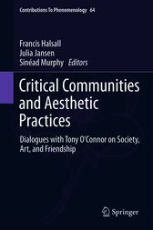 Critical Communities and Aesthetic Practices by Francis Halsall