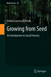 Growing from Seed by Celeste Lacuna-Richman