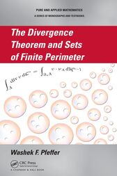 The Divergence Theorem and Sets of Finite Perimeter by Washek F. Pfeffer