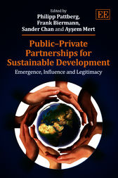 Public–Private Partnerships for Sustainable Development by Philipp H. Pattberg