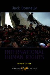 International Human Rights by Jack Donnelly