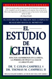 El Estudio de China by T. Colin Campbell