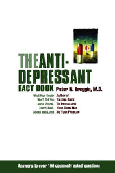 The Antidepressant Fact Book by Peter Breggin