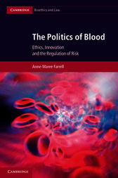 The Politics of Blood by Anne-Maree Farrell