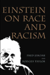 Einstein on Race and Racism by Fred Jerome