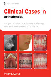 Clinical Cases in Orthodontics by Martyn T. Cobourne