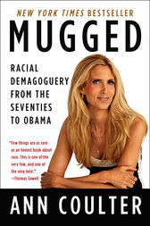 Mugged by Ann Coulter