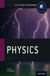 IB Course Companion: Physics by Tim Kirk