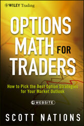 Options Math for Traders by Scott Nations