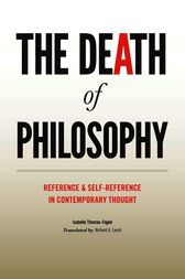 The Death of Philosophy by Isabelle Thomas-Fogiel
