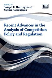 Recent Advances in the Analysis of Competition Policy and Regulation by Joseph E. Harrington