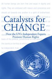 Catalysts for Change by Ted Piccone