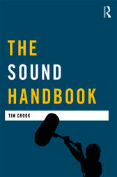 The Sound Handbook by Tim Crook