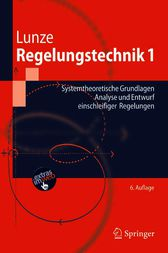 Regelungstechnik 1 by Jan Lunze