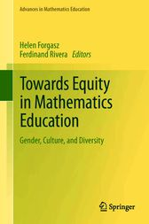 Towards Equity in Mathematics Education by Helen Forgasz