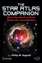 The Star Atlas Companion by Philip M. Bagnall