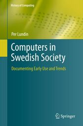 Computers in Swedish Society by Per Lundin
