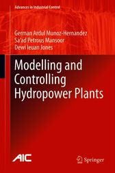 Modelling and Controlling Hydropower Plants by German Ardul Munoz-Hernandez