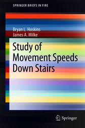 Study of Movement Speeds Down Stairs by Bryan L. Hoskins