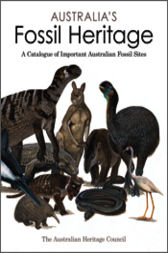 Australia's Fossil Heritage by The Australian Heritage Council