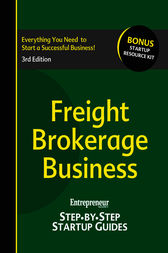 Freight Brokerage Business by Entrepreneur magazine
