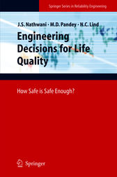 Engineering Decisions for Life Quality by Jatin S. Nathwani