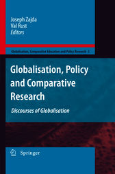 Globalisation, Policy and Comparative Research by Joseph Zajda