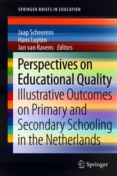 Perspectives on Educational Quality by Jaap Scheerens