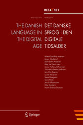 The Danish Language in the Digital Age by Georg Rehm